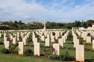 Allied Military Cemetery - Souda