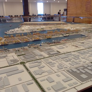 The Port, planning and Construction