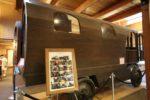 log car (Visitor's Center)