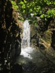 second water fall