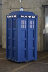 and the wandering Tardis