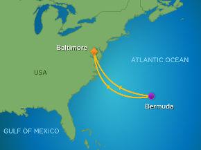 Baltimore  Bermuda